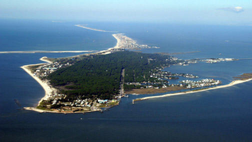 Dauphin Island Pictures Beaches